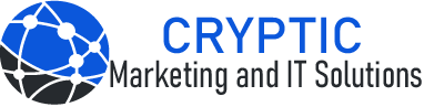 Cryptic Marketing and IT Solutions Logo